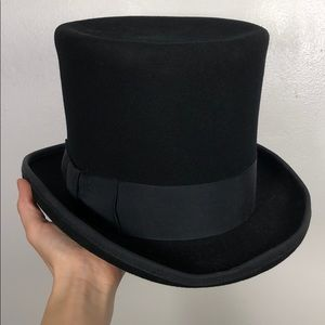 Accessories - Vintage Top Hat